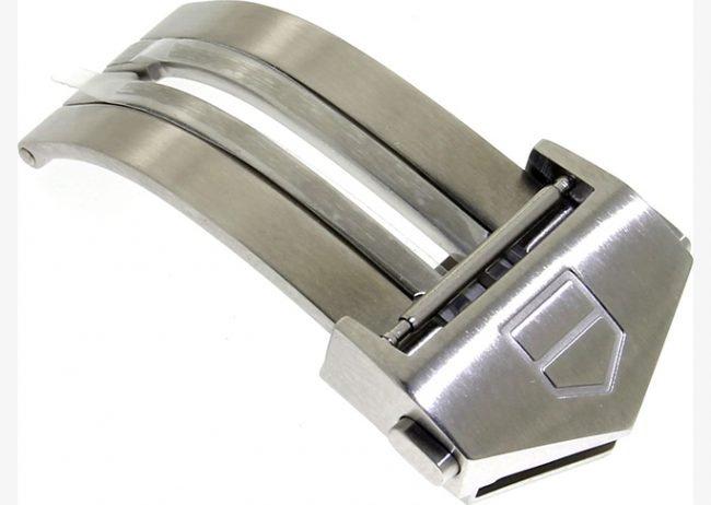 khóa đồng hồ aquaracer steel buckle 18