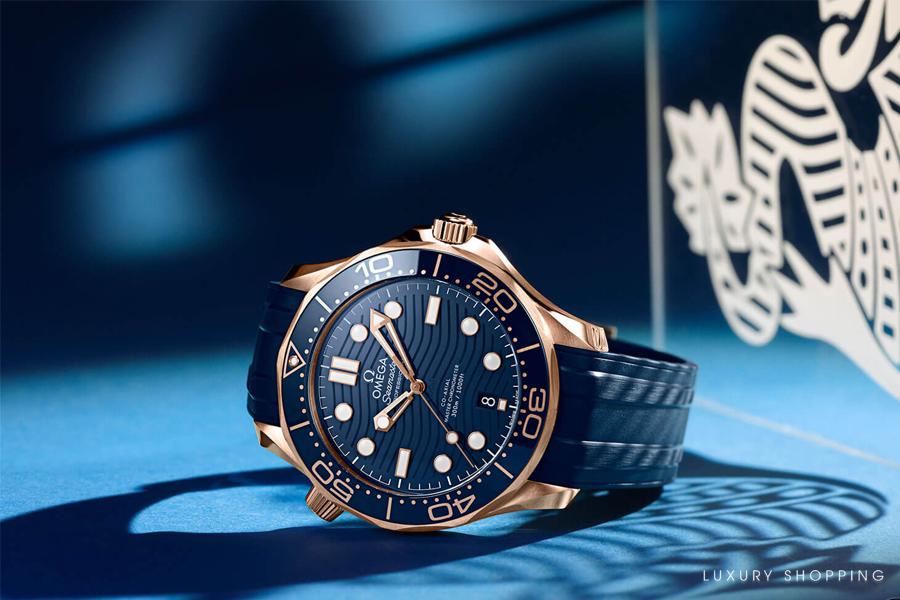 đồng hồ lặn omega