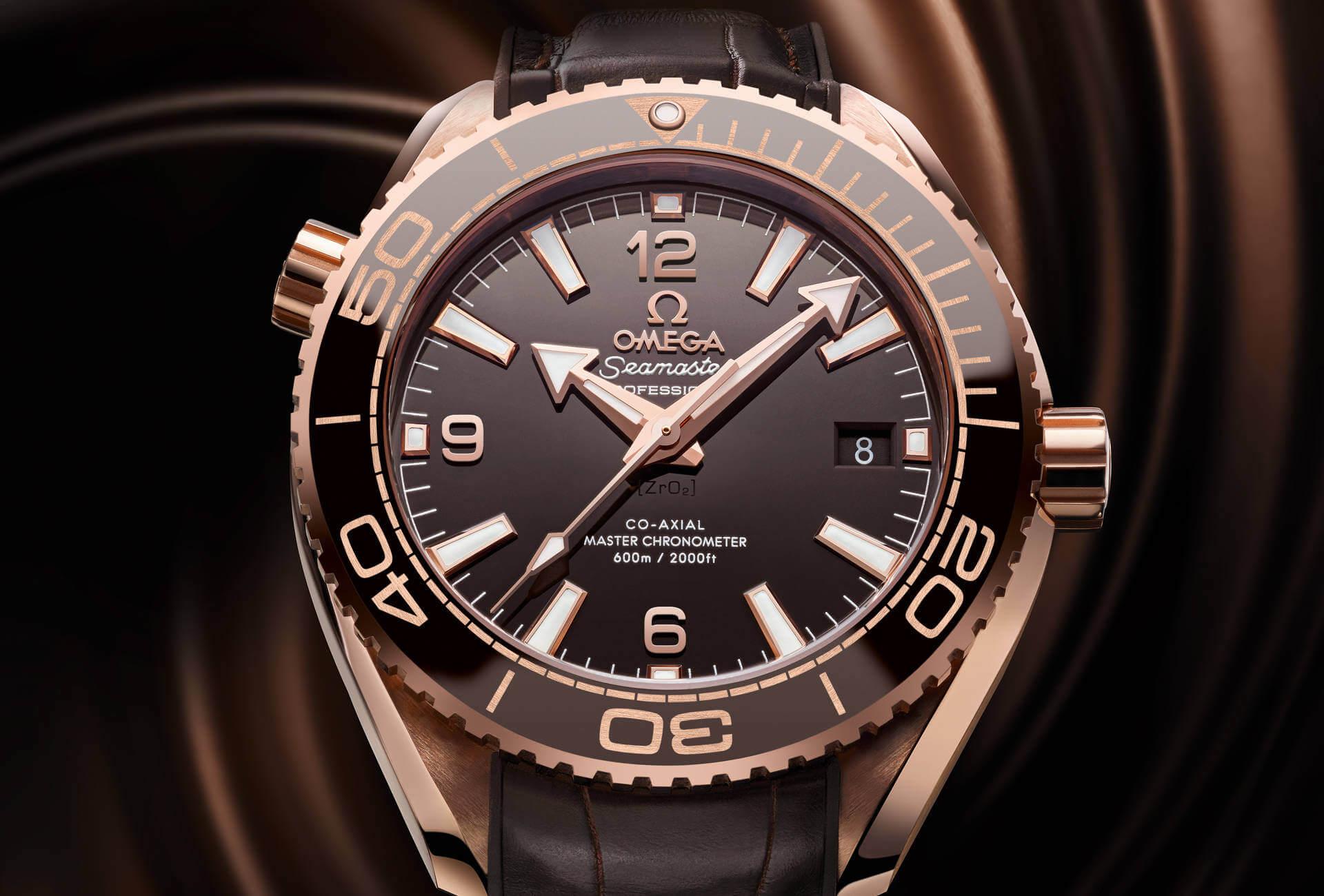 đồng hồ lặn cao cấp Omega