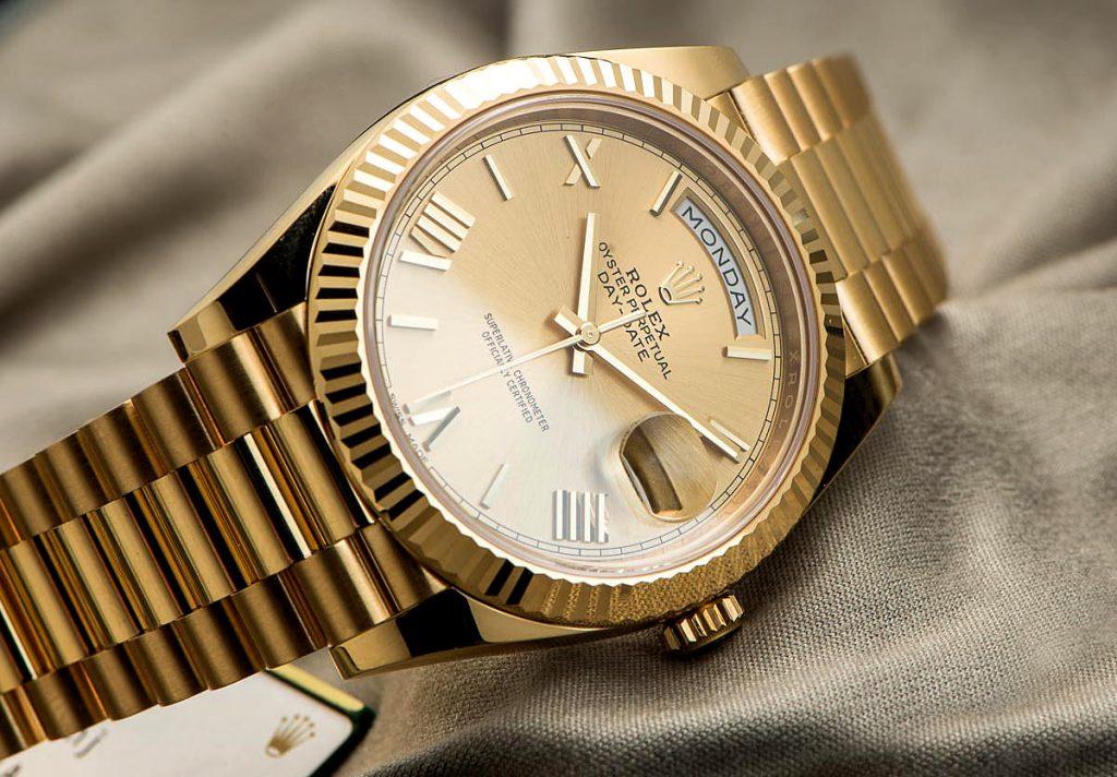 bảo hành và sửa chữa đồng hồ Rolex chính hãng