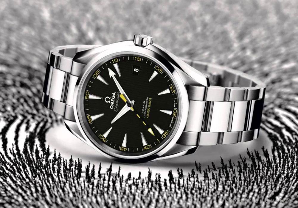 đồng hồ cơ Omega chống từ trường