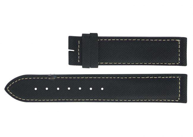 Longines L682150913 Heritage Military Leather Black Original 18mm