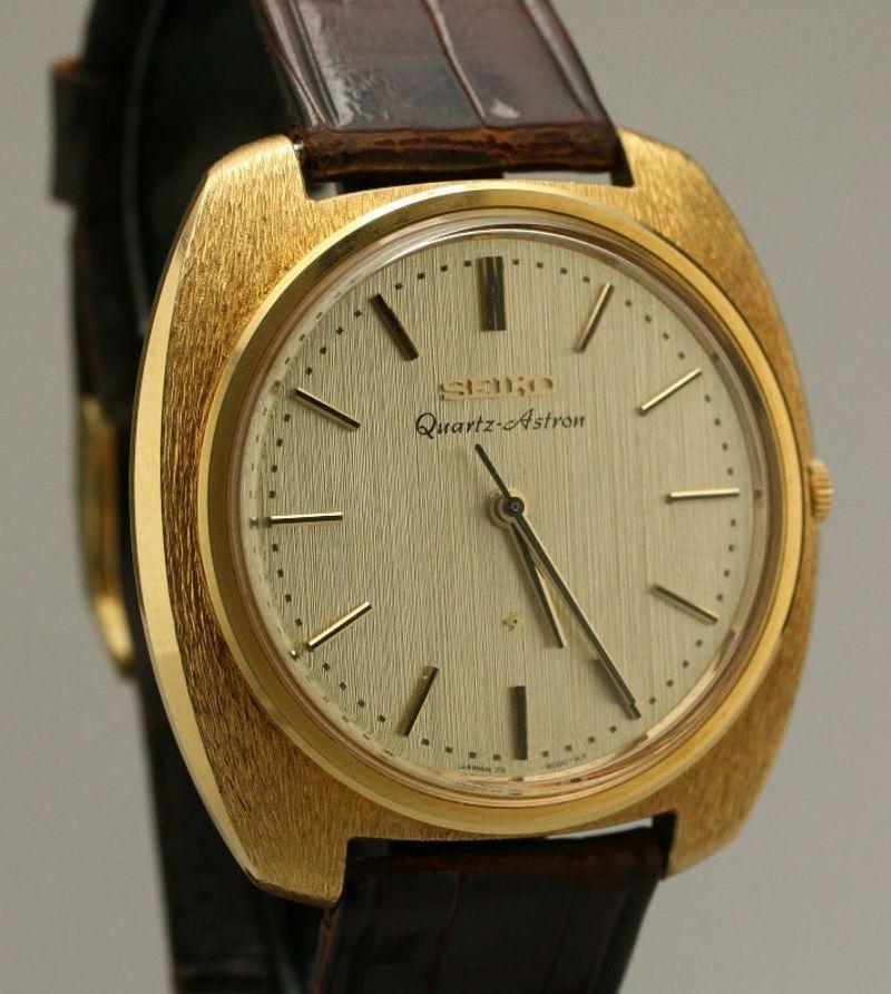 Đồng hồ Seiko Astron ban đầu