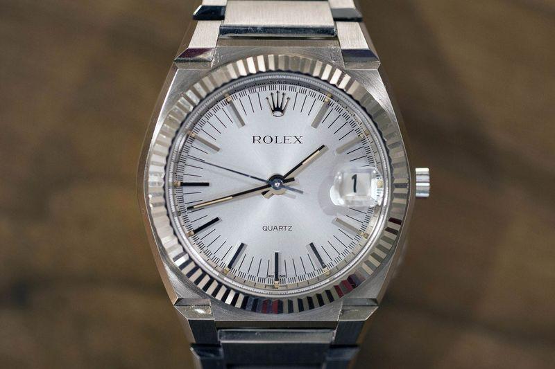 Năm 1970, Rolex đã phát hành the reference 5100