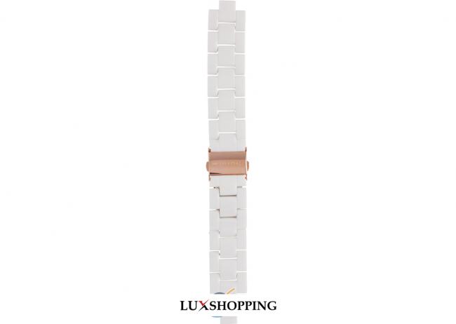 Michael Kors Straps Jet Set White Plastic Bracelet 20mm