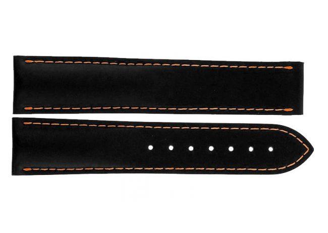 Omega Planet Ocean Black Rubber Strap 22mm