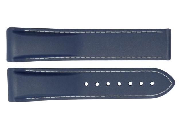 Omega Seamaster Planet Ocean Blue Rubber 21mm