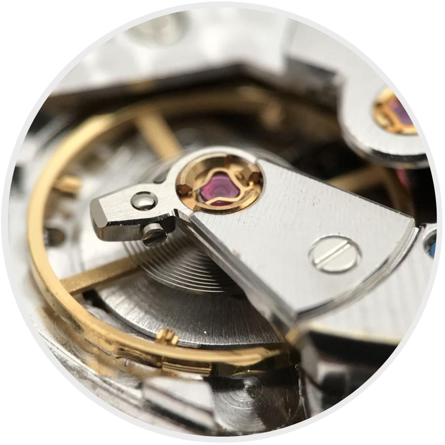 jewels trong bộ máy đồng hồ