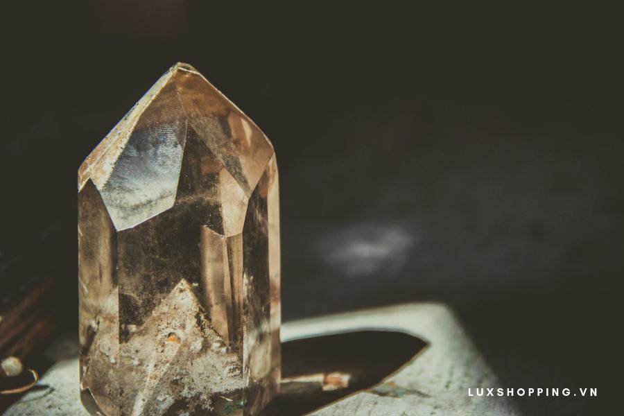 quartz - tinh thể thạch anh