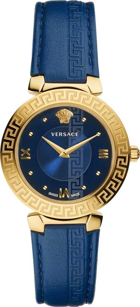 Phân biệt đồng hồ Versace Daphnis Gold