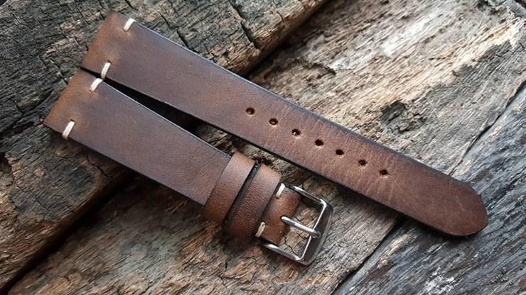 dây đồng hồ da ngựa