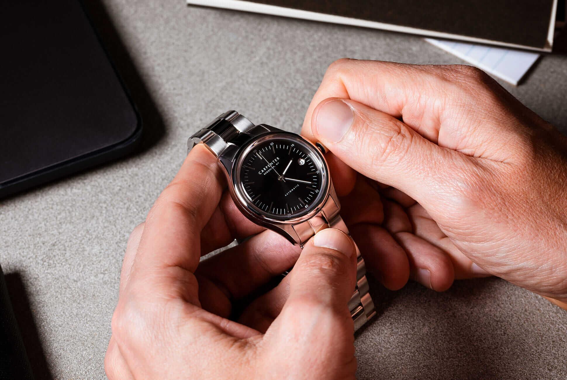chỉnh lịch giờ, lịch ngày và cài đặt đồng hồ đúng cách