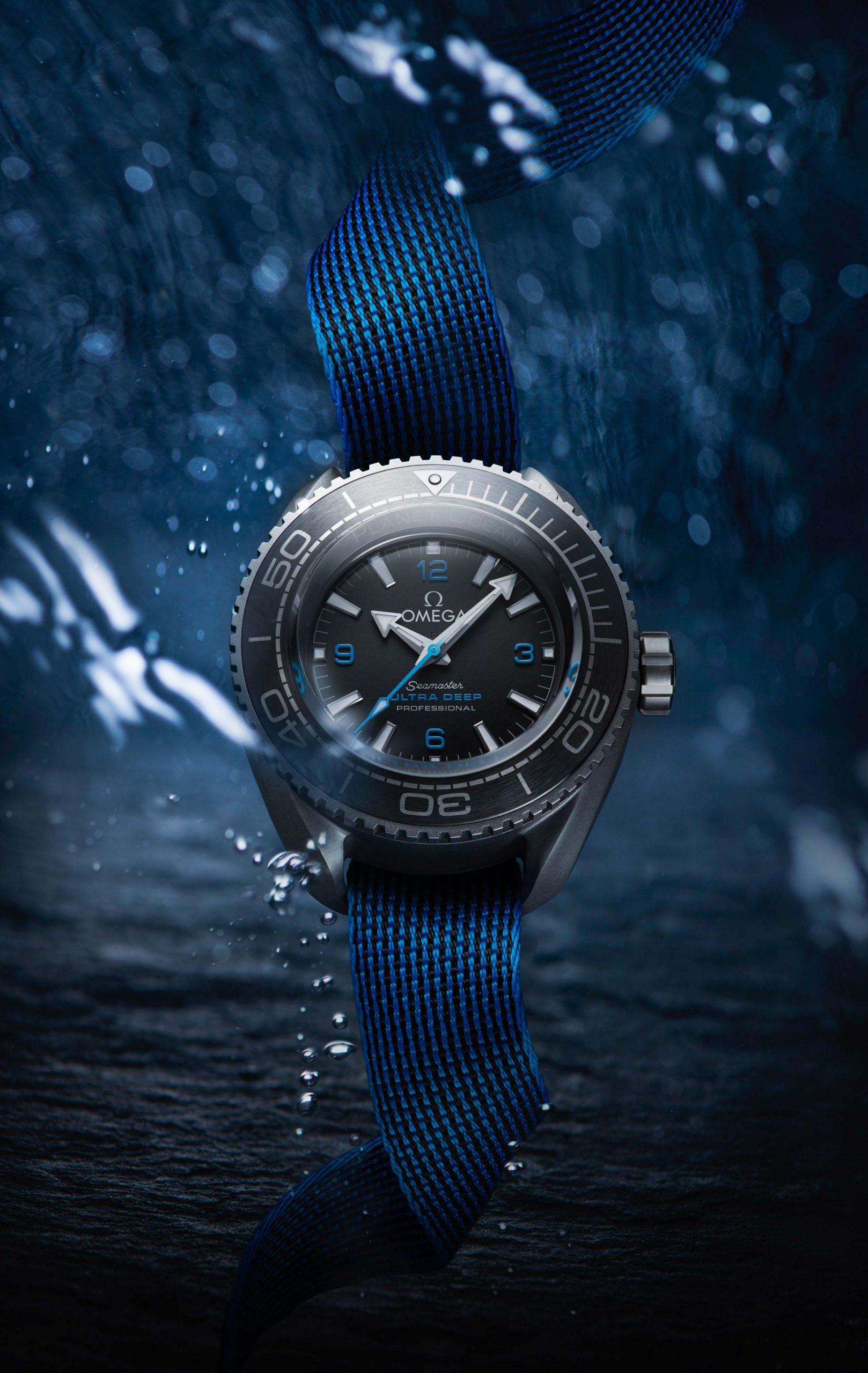 đồng hồ lặn OMEGA Ultra Deep Professional